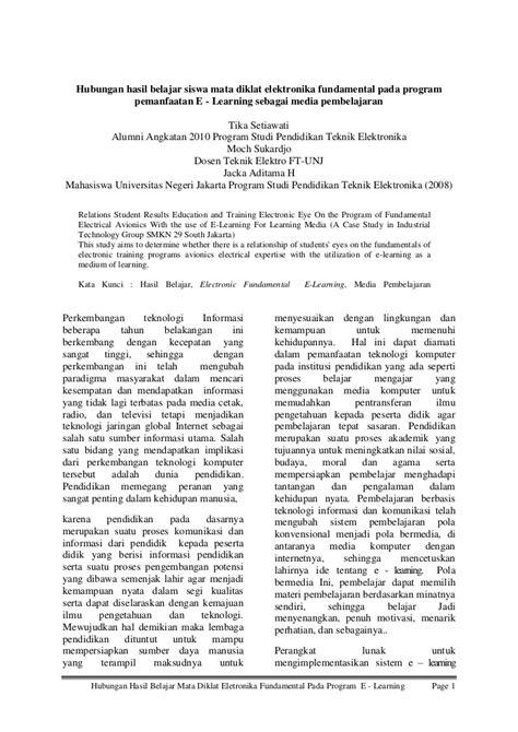 contoh artikel jurnal hasil penelitian contoh waouw