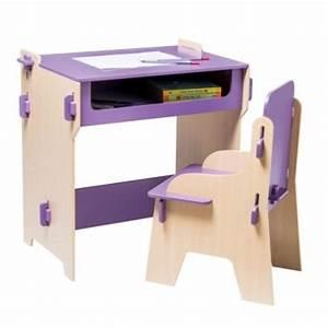 Bureau Enfant En Bois : bureau enfant table enfant table de jeu enfant espace ~ Teatrodelosmanantiales.com Idées de Décoration