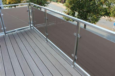Balkonverkleidungen Aus Glas by Planung Und Realisierung F 252 R Ihr Bauprojekt Mit Glas