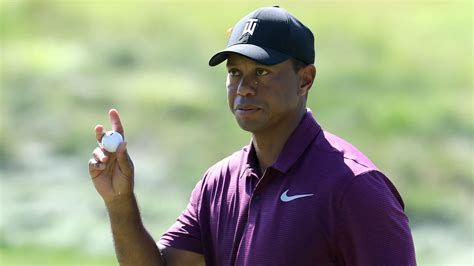 Tiger Woods makes move at Quicken Loans National ...