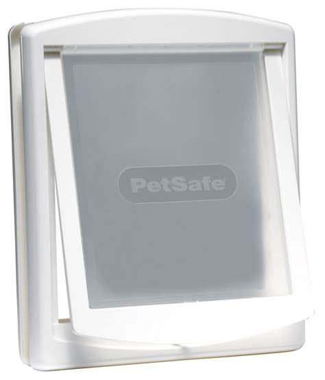 petsafe large door petsafe staywell original 2 way pet door large white 163