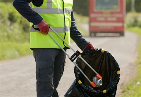 litter picking teams  guard security