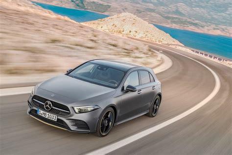 Mercedes A klase (2018.) (galerija) - Auto Republika