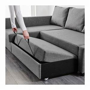 Ikea Sofa Bett : friheten corner sofa bed with storage skiftebo dark grey ~ Lizthompson.info Haus und Dekorationen