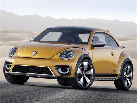vw   build  beetle dune concept carbuzz