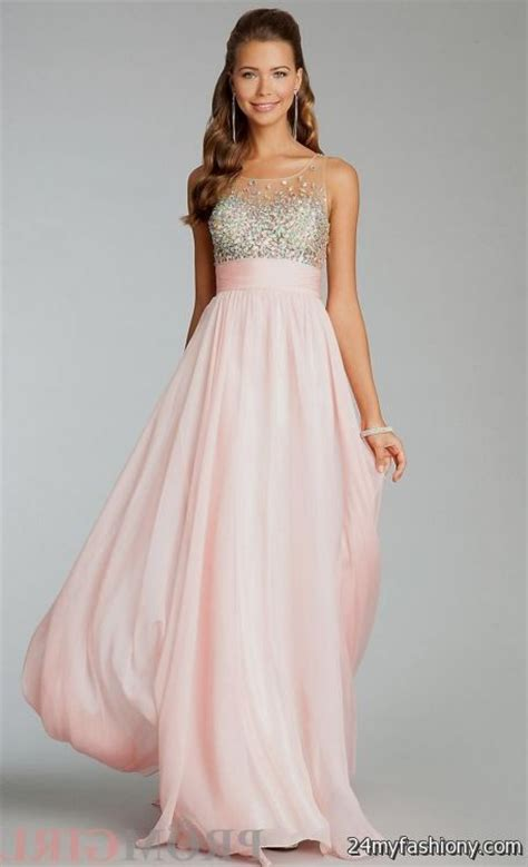 light pink prom dress  bb fashion