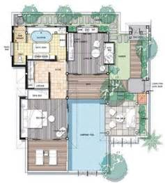 villa plans 25 best ideas about villa plan on villa design house plans with pool and villa