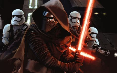 star wars episode vii  force awakens wallpapers hd