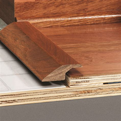 Laminate Floor Transition Molding by Reducer Overlap Transition Molding For Wood Flooring