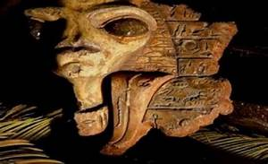 UFO And Alien Egyptian Artifacts Discovered In Jerusalem ...