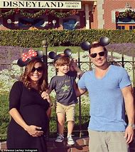 Nick Lachey and Vanessa Family