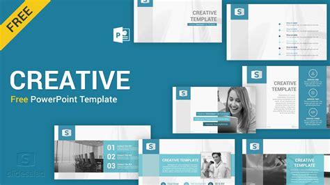 creative   powerpoint template slidesalad