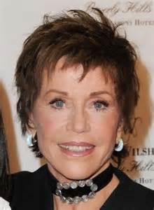Short Pixie Haircut Jane Fonda