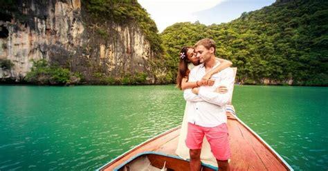 honeymoon  krabi  experiences   couple types