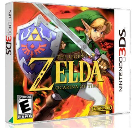 Nintendo 3ds es una consola portátil de nintendo en 3d lanzada al mercado el 25 de marzo de 2011 en europa. The Legend of Zelda: Ocarina of Time, confirmada fecha de ...