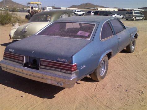 1974 Buick Skylark by 1974 Buick Skylark 74bu3456d Desert Valley Auto Parts