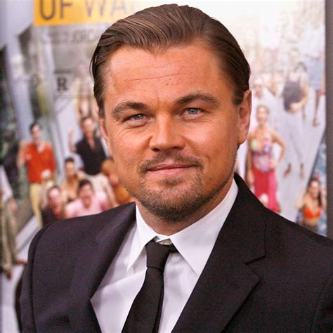 Leonardo Dicaprio On The Ellen Show 2014 Popsugar Celebrity