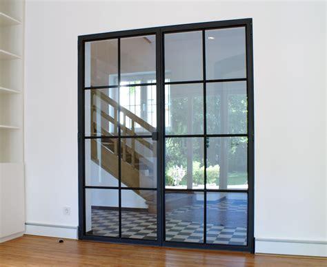 Glas Für Türen by Schlanke Stahl Glas T 252 R Crittal In 2019 Innent 252 Ren