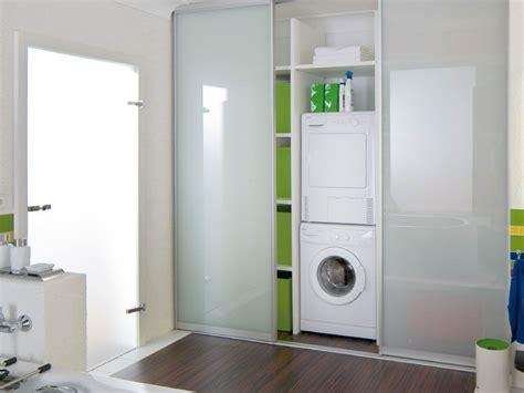 Waschmaschine Und Trockner Im Bad Integrieren by Waschmaschinen Schrank Im Bad Laundry Badezimmer