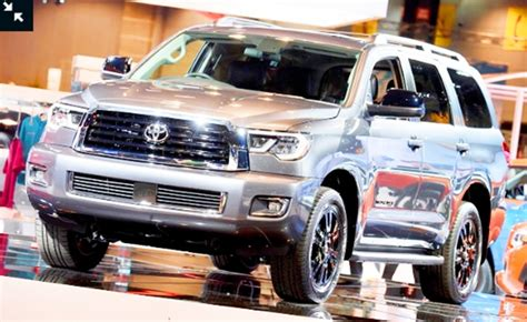 toyota sequoia redesign  review toyota cars models