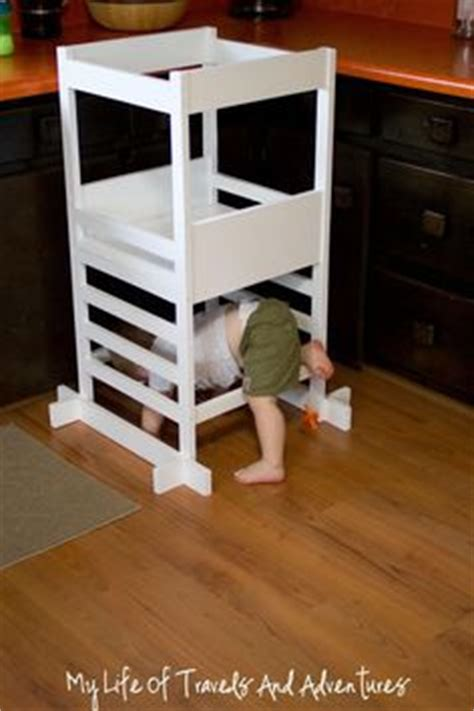 build  kitchen helper learning tower  mommy