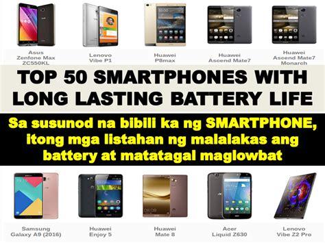 top 50 smartphones top 50 smartphones with lasting battery 3