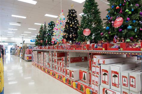 christmas stores online australia decorations big w superstore editorial stock photo image of superstore shopping