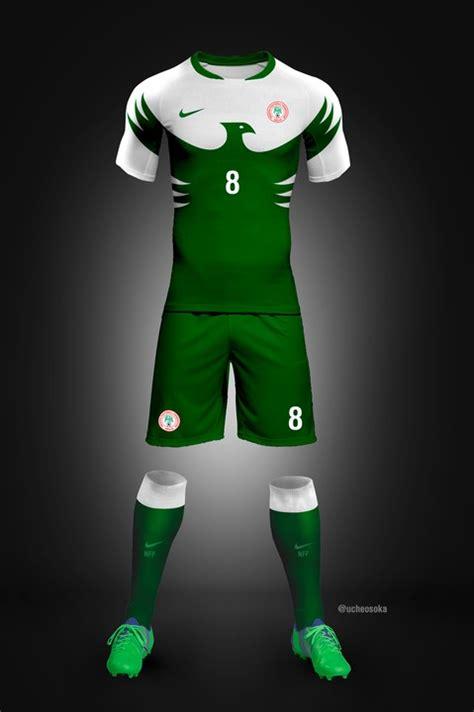 super eagles  football kit design idea  russia