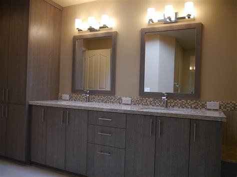 bathroom vanity linen cabinet combo image mag