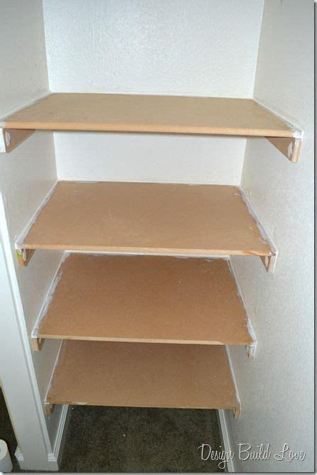 building shelves in closet best 25 closet shelves ideas on closet