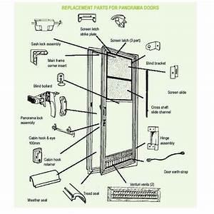 32 Pella Storm Door Parts Diagram