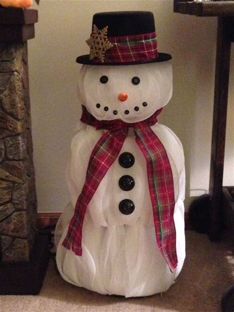 tomato cage snowman tomato cage deco mesh snowman fun with crafts pinterest deco mesh crafts and gift wedding