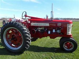 Farmall Diesel 350 Tractor For Sale