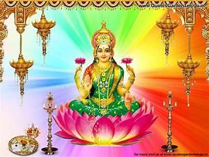 Goddess Mahalak... Mahalaxmi Devi Quotes