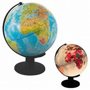 Globe Terrestre Pas Cher : globe terrestre lumineux pas cher globe terrestre lumineux sur enperdresonlapin ~ Teatrodelosmanantiales.com Idées de Décoration