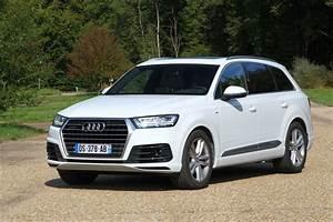 Audi 7 Places : prk 2017 les voitures les plus ch res l 39 usage en france 10 audi q7 l 39 argus ~ Gottalentnigeria.com Avis de Voitures