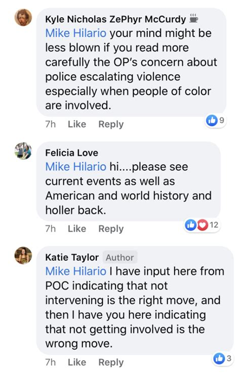 providence blm becky   didnt call police  women
