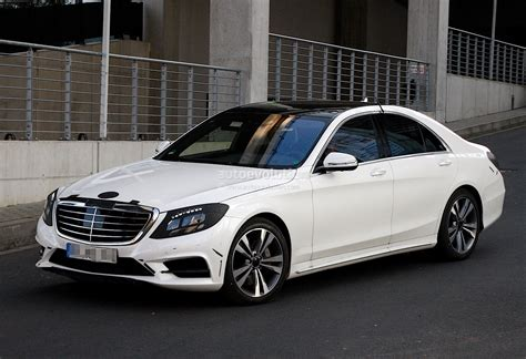 Mercedes S Class Photo by Spyshots 2014 W222 Mercedes S Class Almost