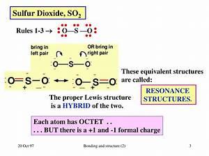 Dot Diagram For So2