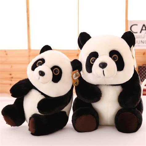 panda backpack panda stuffed teddy