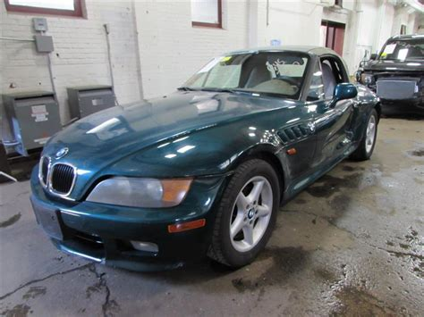 Parting Out 1997 Bmw Z3