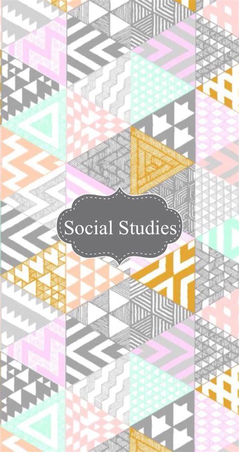 social studies binder cover binder covers pinterest