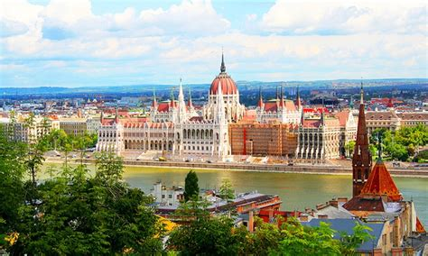 Boat Trip Vienna To Budapest by Central Europe Vacation With Airfare From Go Today In