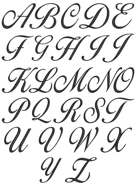 Image Result For Cursive F Capital  Create > Crafty Stuff  Lettering, Cursive Alphabet