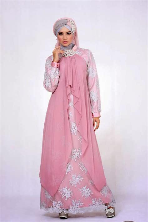 gambar model baju muslim brokat gamis im muslim baby