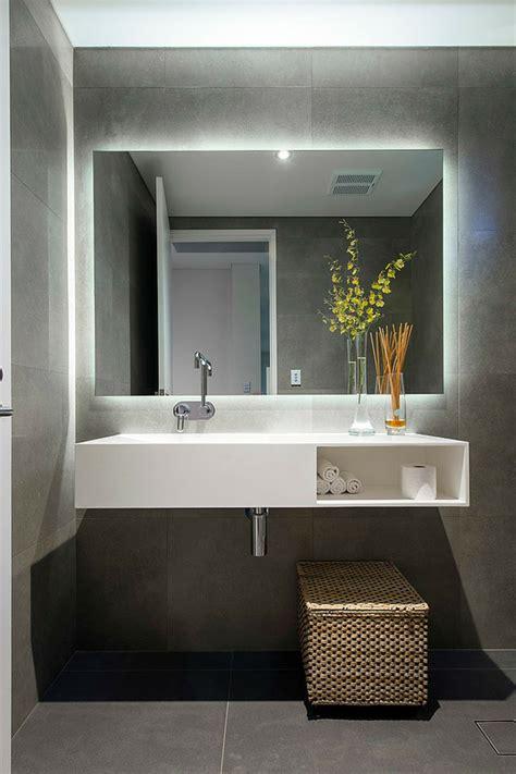 Mit Beleuchtung by Led Indirekte Beleuchtung F 252 R Ein Exklusives Badezimmer