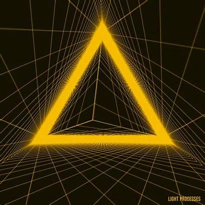 Loop Triangle Virtual Perfect Gifs Lands Infinite