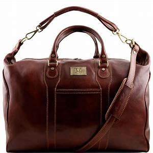 Sac De Voyage Cuir Homme : grand sac de voyage cuir homme italie tuscany leather ~ Melissatoandfro.com Idées de Décoration