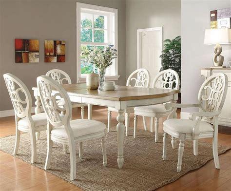 white dinette sets white dining set traditional