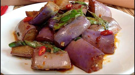 asian eggplant recipes   cook eggplant stir fry
